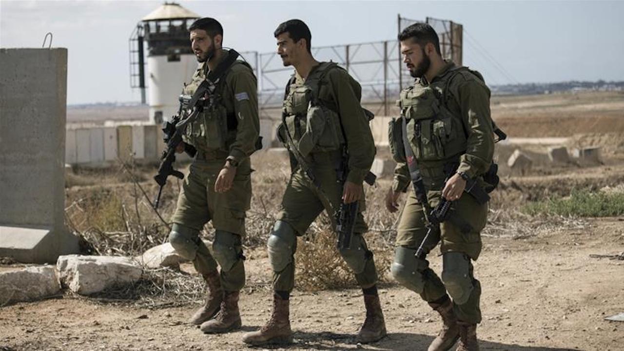 इजरायल का सीरिया पर हमला