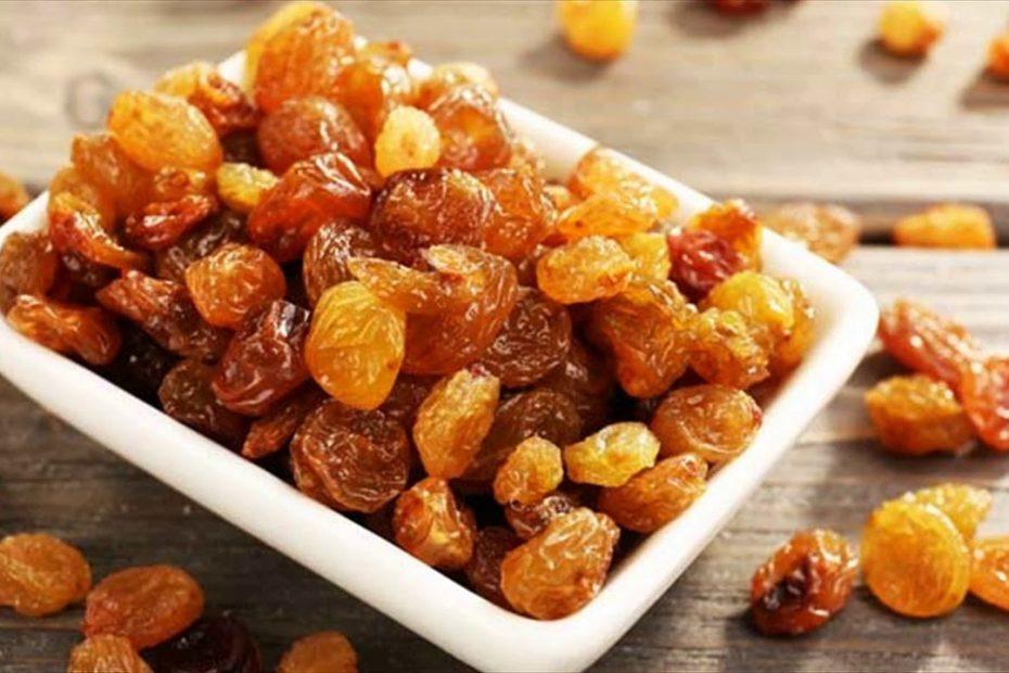 अंगूर से बनी किशमिश के सेहत को है कई फायदे