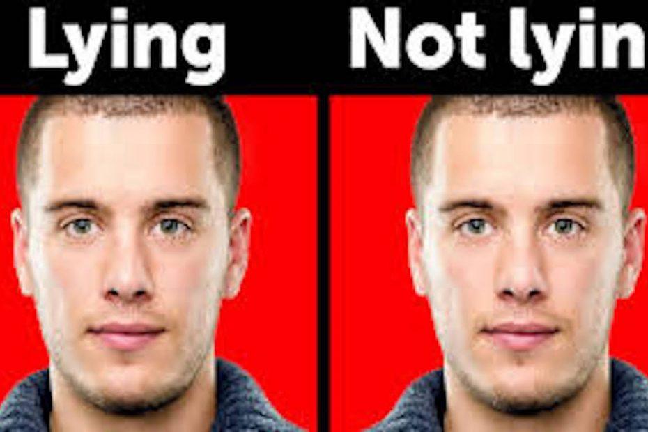 किसी की झूठ को पकड़ने के 6 आसान से तरीक