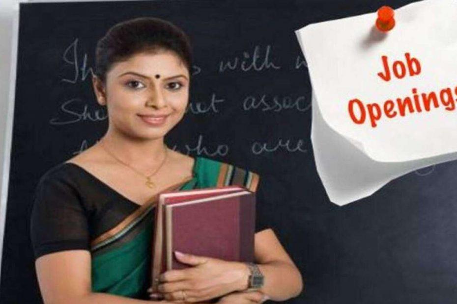 DSSSB Teacher Recruitment:2021